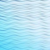 Роскошная предпосылка конспекта волны стоковое изображение rf
