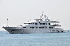 роскошная яхта Стоковые Фото