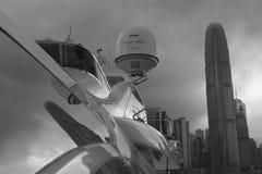 Роскошная яхта Стоковые Фотографии RF