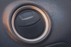 Роскошное вентиляционное отверстие автомобиля стоковые фото