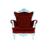 Роскошное кресло с частью clipng Стоковые Фото