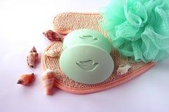 роскошное мыло Стоковое Изображение RF