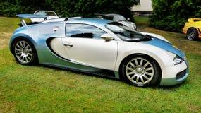 Роскошные автомобили спорт Стоковое Изображение