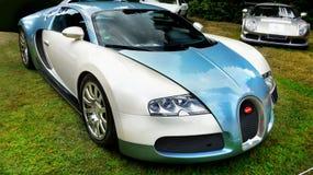 Роскошные автомобили спорт Стоковые Фото