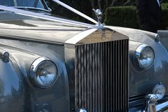 Роскошные автомобили Стоковая Фотография RF