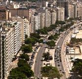 Роскошные здания в Рио-де-Жанейро Стоковое фото RF
