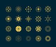 Роскошные символы бесплатная иллюстрация