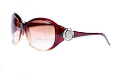 роскошные солнечные очки стоковое изображение
