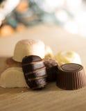 Роскошные bonbons шоколада Стоковая Фотография RF