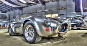 Роскошный автомобиль спорт Стоковые Изображения RF
