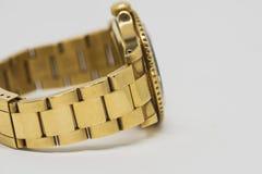 Роскошный вахта золота Стоковые Фото