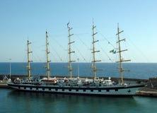 роскошный корабль супер Стоковая Фотография