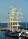 роскошный корабль супер Стоковые Фото