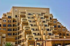 Роскошный курорт гостиницы Стоковые Фотографии RF