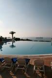 роскошный курорт Стоковое фото RF