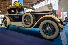 Роскошный Мерседес-Benz автомобиля 24/100/140 PS Fleetwood, 1924 Стоковое Изображение