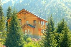 Роскошный дом стоковая фотография rf