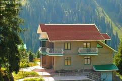 Роскошный дом стоковое изображение