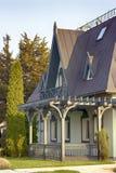 Роскошный особняк Стоковая Фотография