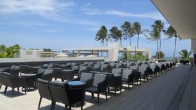 Роскошный отель вокруг Ahungalla Шри-Ланка стоковая фотография rf