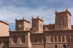 Роскошный сад Kasbah Amridil, Марокко Стоковое фото RF