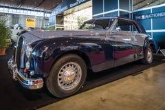 Роскошный Cabriolet 2050 Hotchkiss Анжу автомобиля Worblaufen, 1950 Стоковые Фото