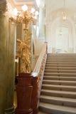 роскошный stairway стоковые изображения rf