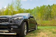 роскошь автомобиля Стоковое Изображение RF