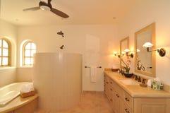 роскошь ванной комнаты Стоковая Фотография RF