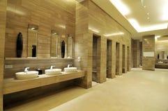 роскошь ванной комнаты Стоковое Изображение RF