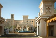 роскошь гостиницы Дубай стоковое изображение rf