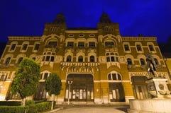 роскошь гостиницы herculane Стоковое Фото