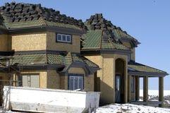 роскошь конструкции домашняя Стоковое Фото