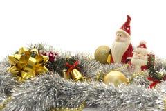 роскошь рамки рождества Стоковая Фотография RF
