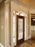 роскошь стекла фойе 4 дверей Стоковое Изображение