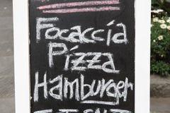 роскошь уклада жизни превосходной еды кухни carpaccio итальянская Стоковое Изображение RF