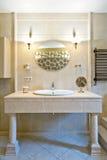 роскошь части ванной комнаты Стоковые Фотографии RF