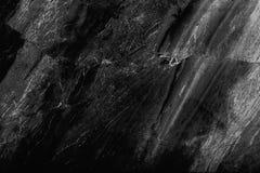 Роскошь черных мраморных текстуры и предпосылки Стоковое Фото