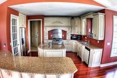 роскошь kitchen3 Стоковое Изображение RF