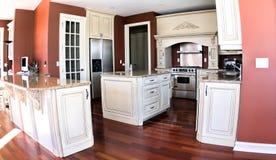 роскошь kitchen4 Стоковая Фотография RF