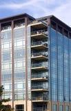 роскошь s кондо балкона Стоковая Фотография RF