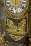Россия, Ангарск 02/01/2018 музеев старых часов Стоковое Изображение