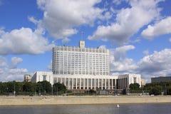 Россия Белый Дом Москвы стоковое фото