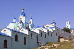 Россия Корень Курска рождество монастыря обители девственницы зоны Курска стоковые фотографии rf
