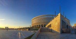 Россия, Краснодар, футбольный стадион Стоковое Изображение
