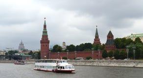 Россия, Москва Кремль Стоковая Фотография RF