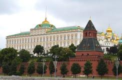 Россия, Москва Кремль Стоковое Изображение