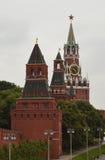 Россия, Москва, Москва Кремль Стоковое Изображение