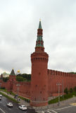 Россия, Москва, Москва Кремль Стоковое Фото