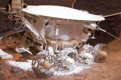 Россия, Москва, 30 11 2017: Ходок одно Lunokhod 1 луны muse Стоковая Фотография RF